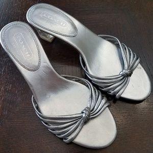 COACH Sandals 🔥B1G1 FREE🔥